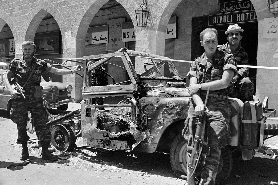 arab israeli war 1967 A history of how the russians, ever since the six day war, were involved in  planning, instigating and supporting further arab military action against israel.