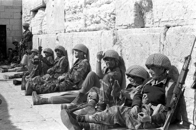 Six Day War Arab Israeli 1967