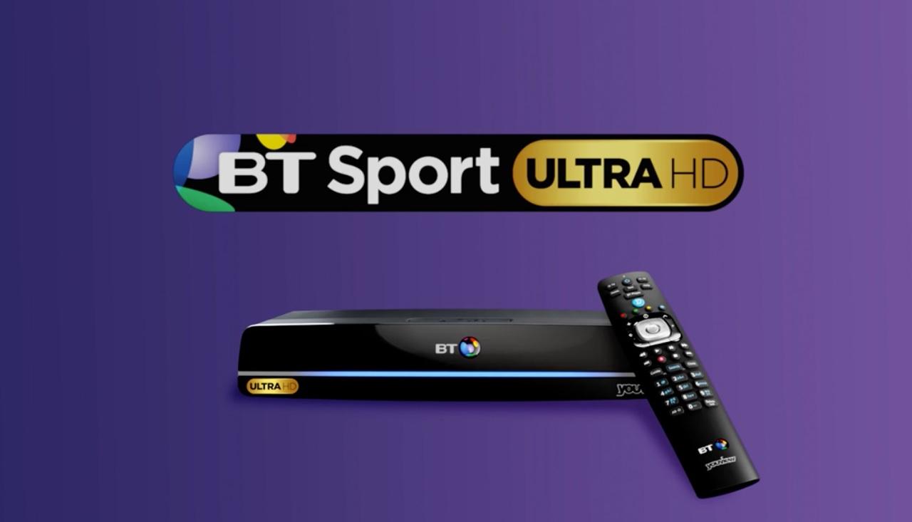 BT Sport Ultra HD