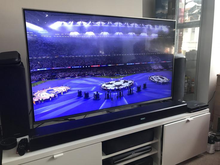 Champions League final in Ultra HD