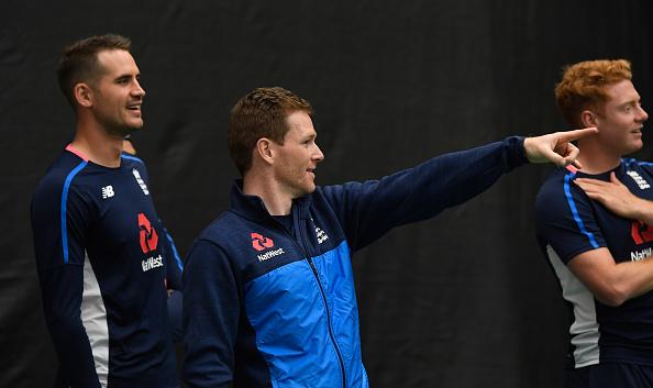 England thrash New Zealand to surge into semis