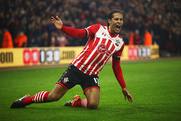 Liverpool FC end Van Dijk chase after Southampton complaint
