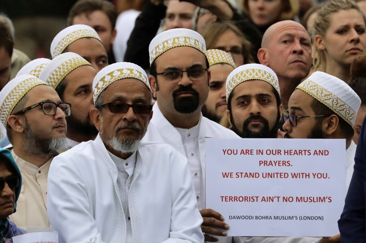 London Bridge Borough Market attack vigil