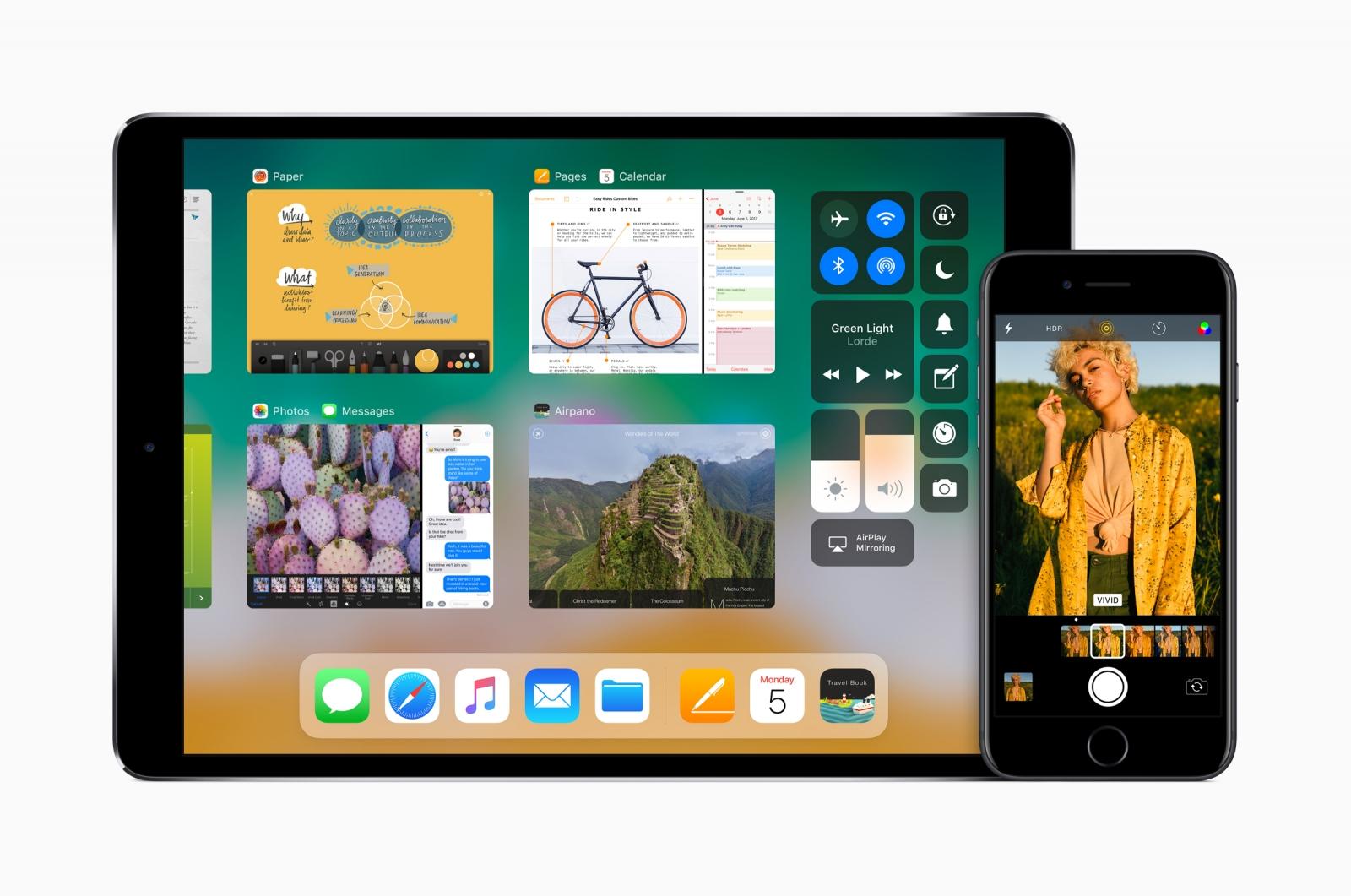 Apple announces iOS 11