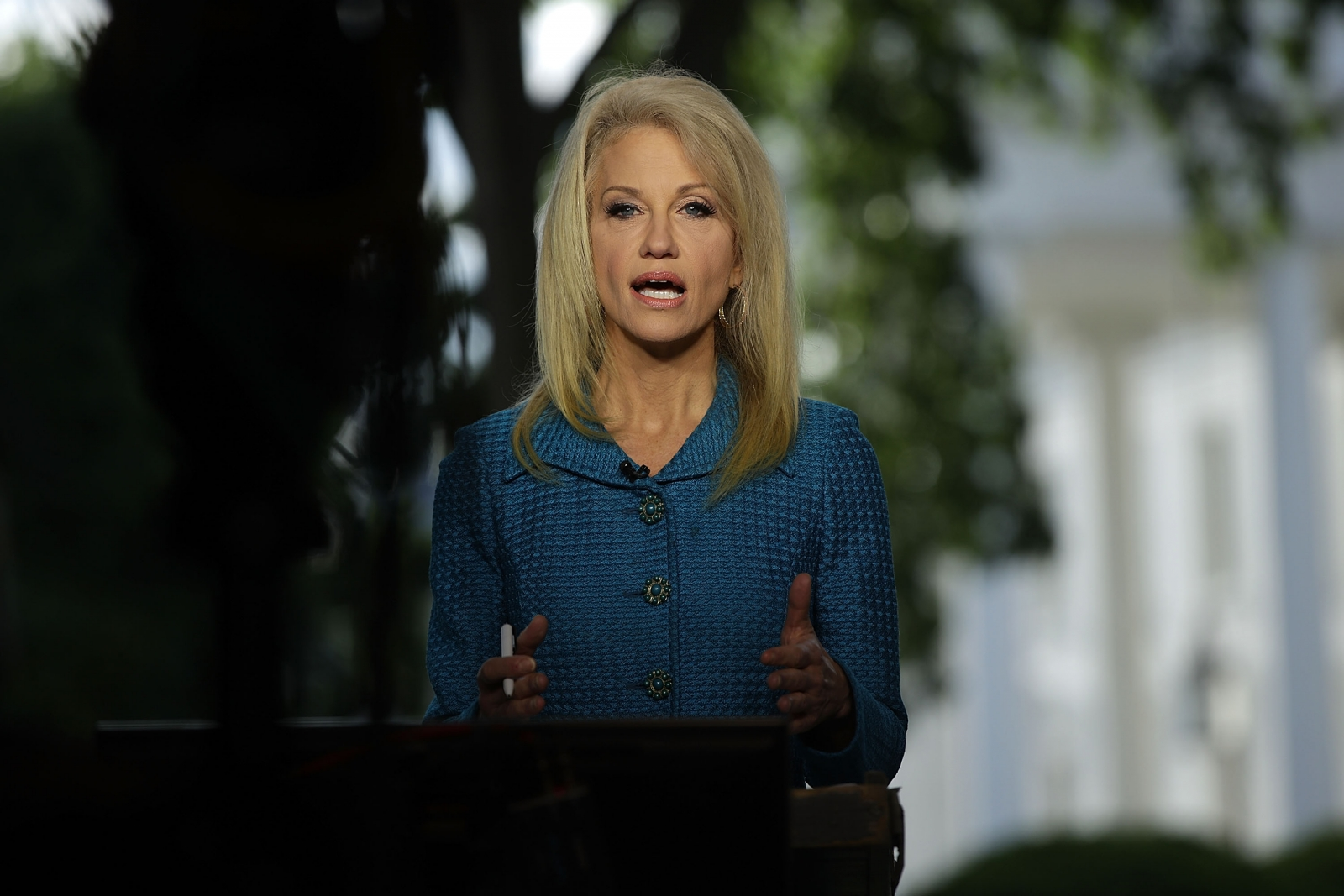 Kellyanne Conway's Husband Breaks Silence And Condemns Trump's Twitter Habits