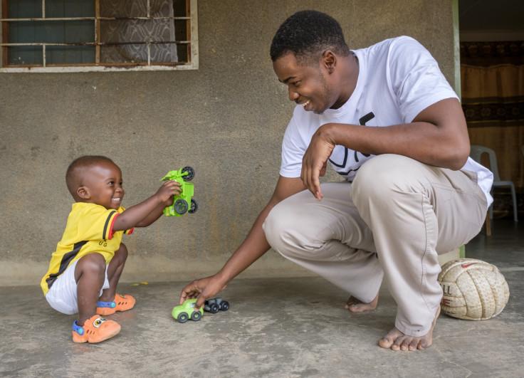 Super Dads campaign