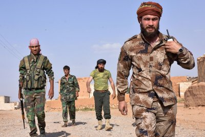 Battle for Raqqa Syria Islamic State Isis