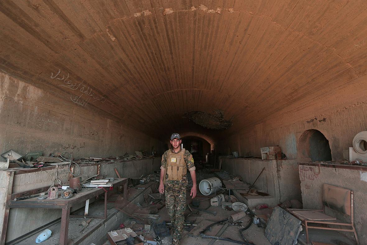 Battle for Raqqa Syria Islamic State Isis