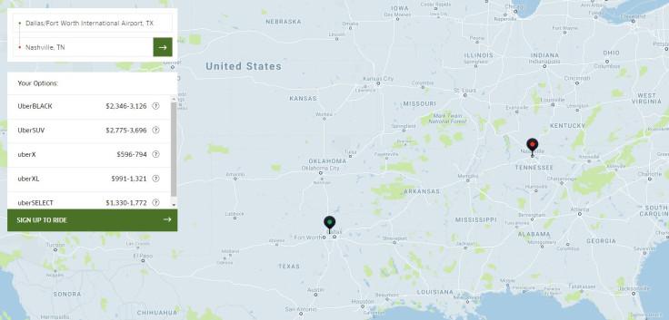 Longest Uber ride in history