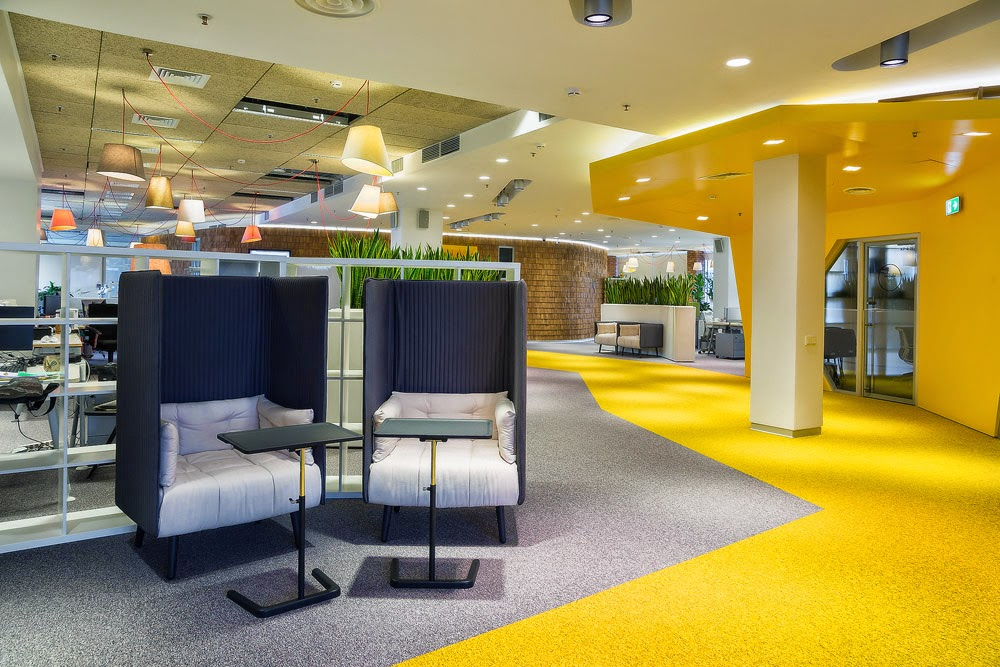 Yandex offices
