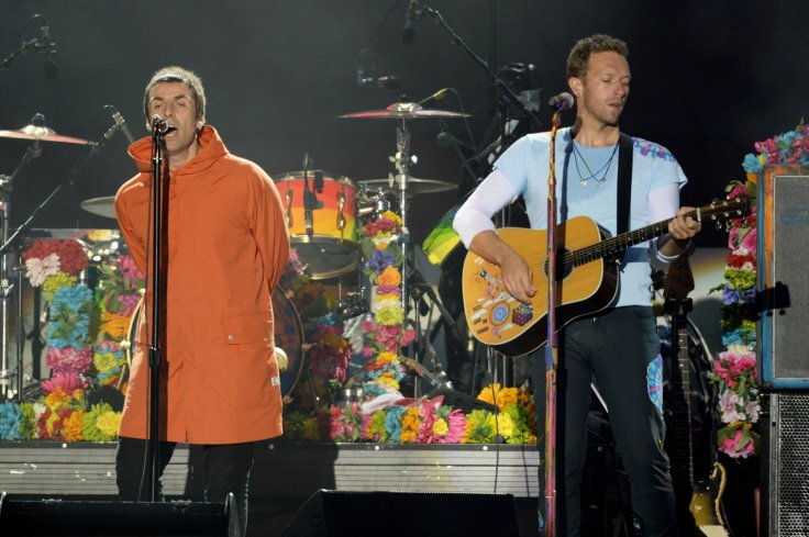 Chris Martin defends Noel Gallagher over One Love Manchester absence: 'You were there in spirit'