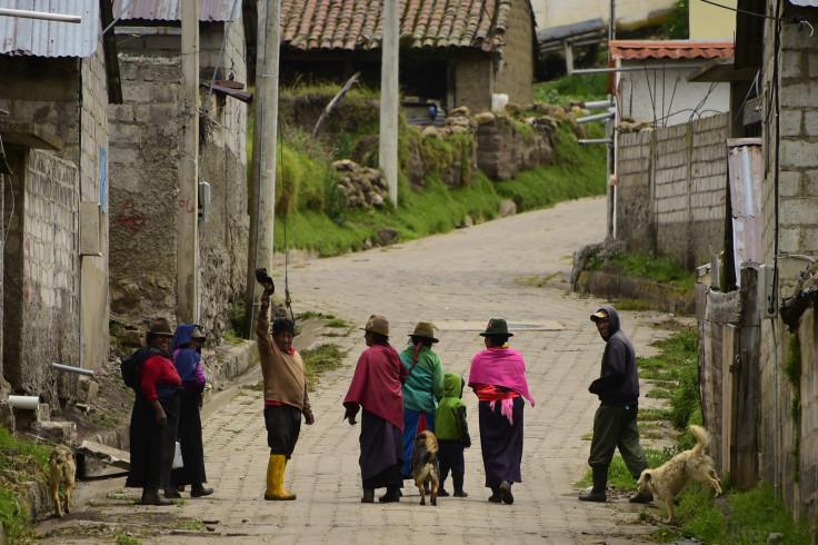 Ecuadorian community