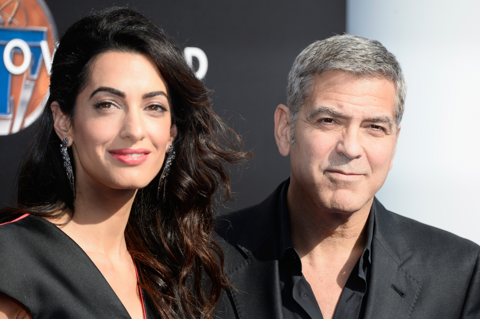 Amal gave birth to twins — George Clooney