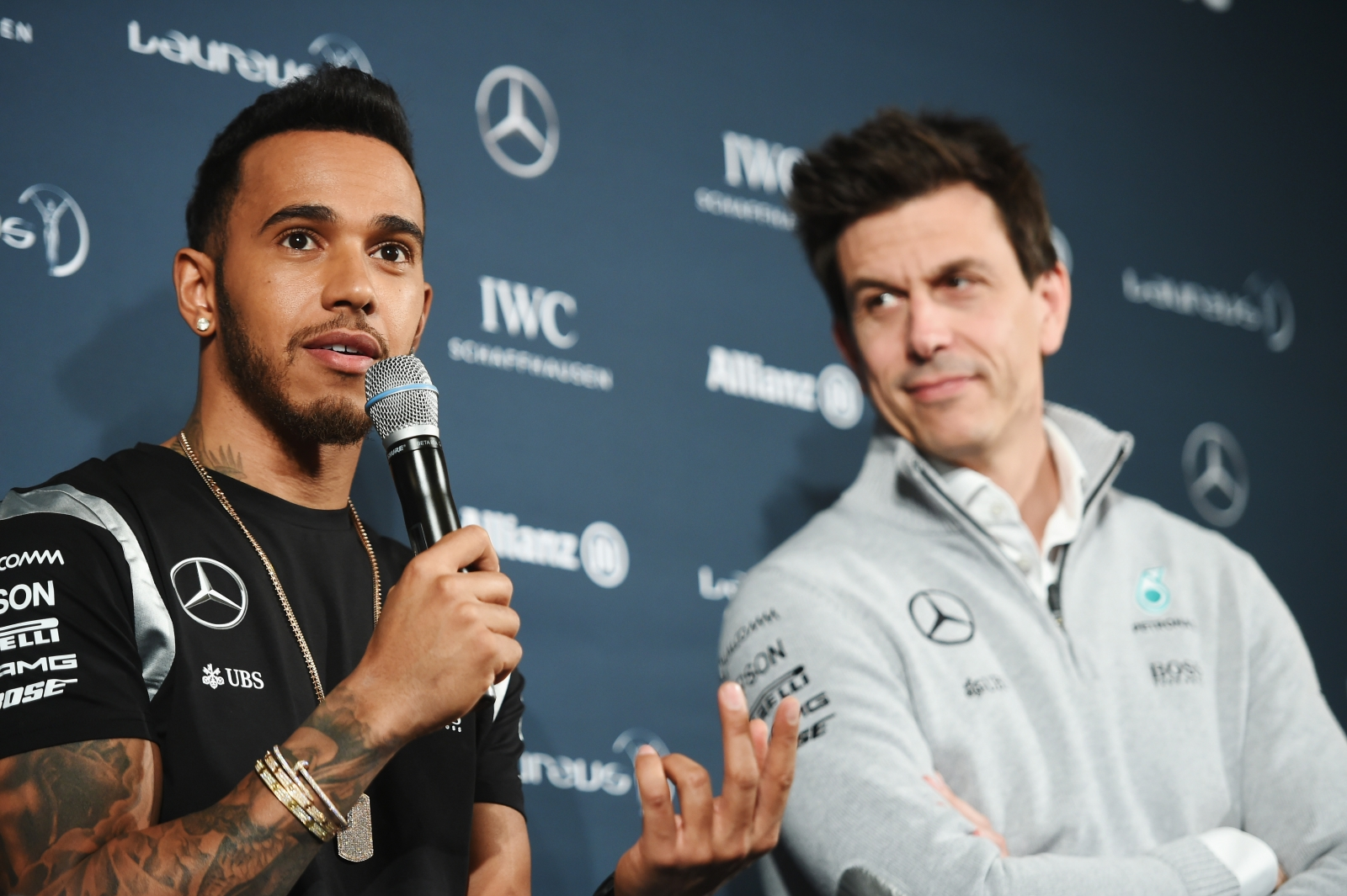 Mercedes no longer the favorite in F1, Wolff says