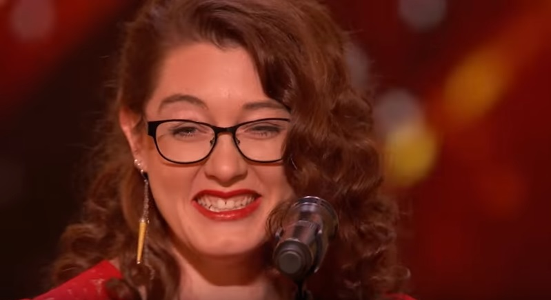 America's Got Talent: Deaf Singer Wows Judges with Original Song