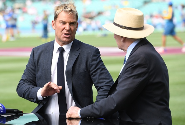 Warne dismisses rumours he will become coach of India