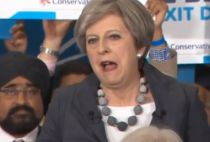 Theresa May Vows To Change Human Rights Laws To Fight Terrorism