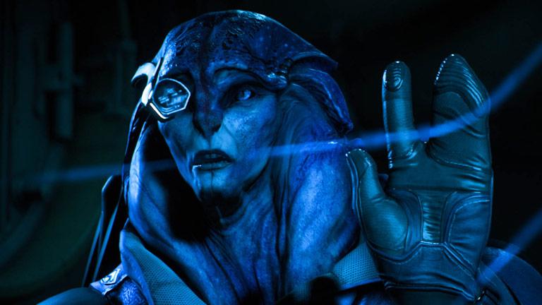 Mass Effect Andromeda X5 Ghost: Mass Effect