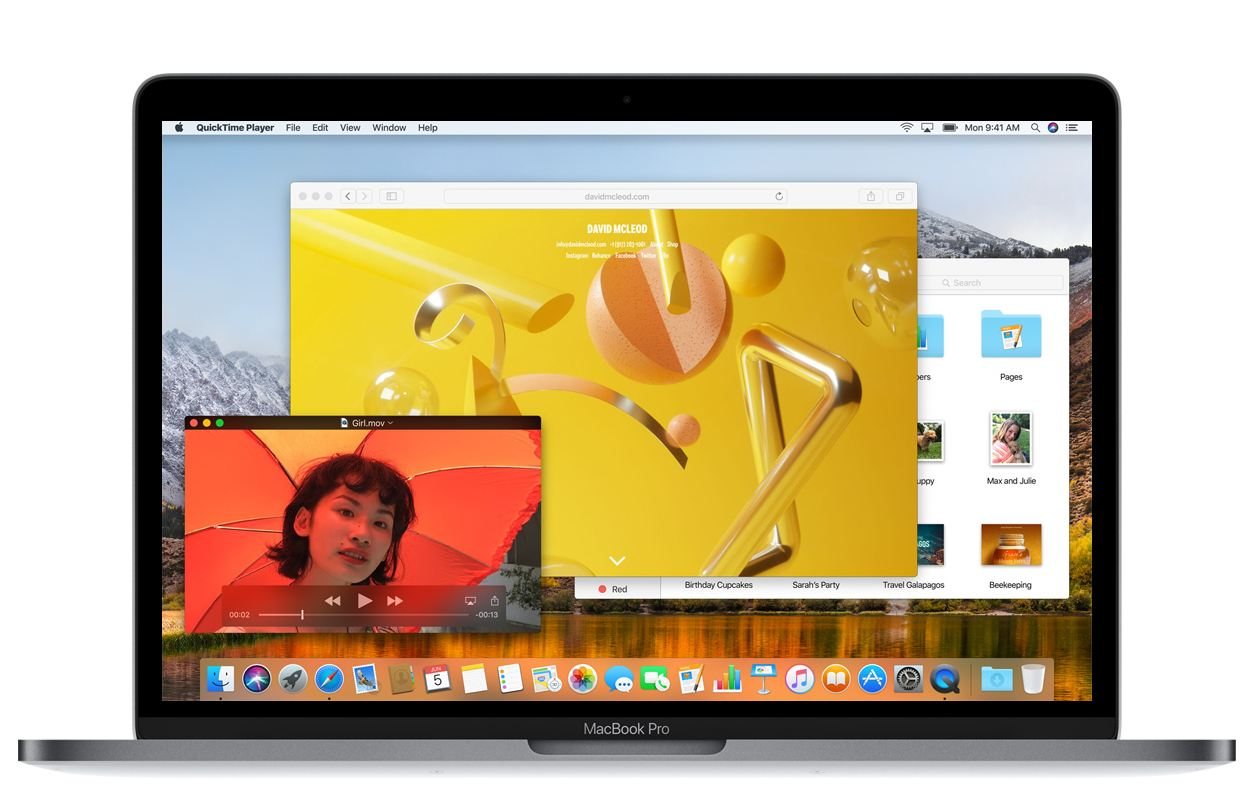 macOS High Sierra compatible Mac computers