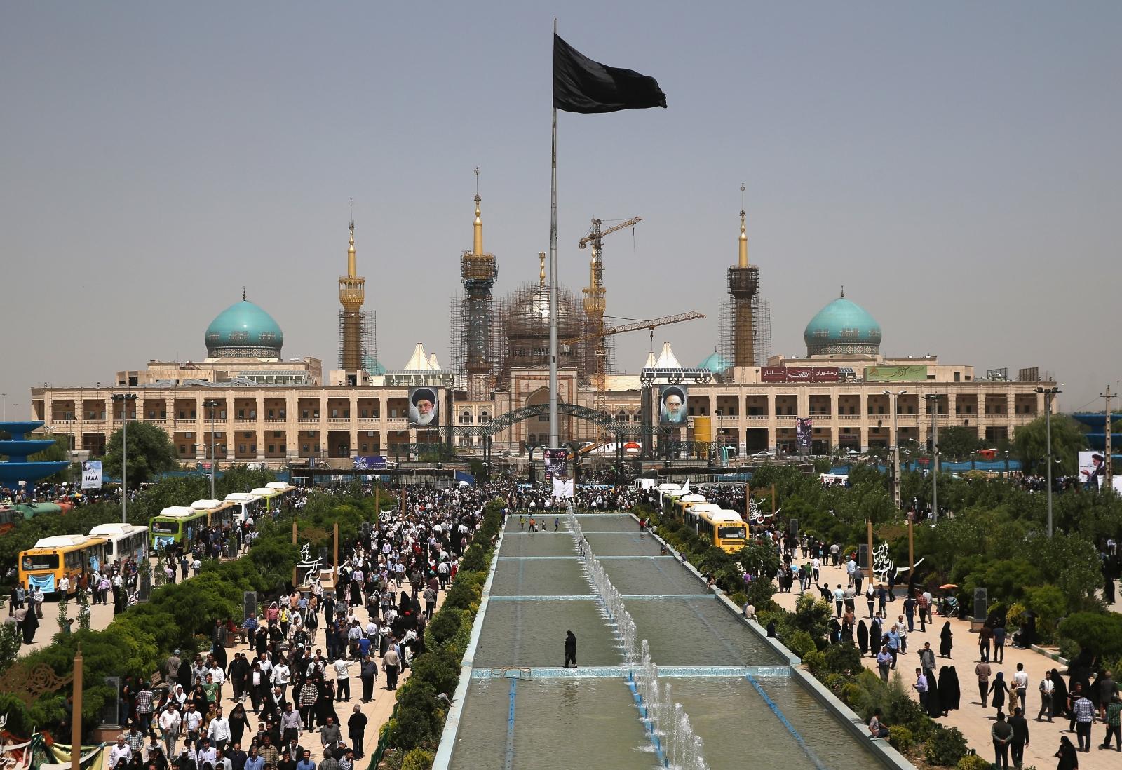 Ayatollah Khomeini shrine