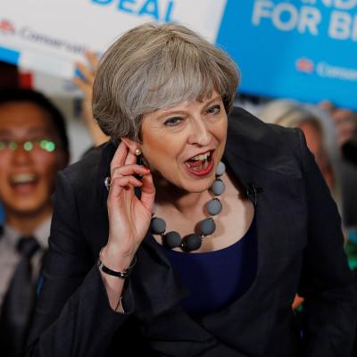 Election 2017 Theresa May Jeremy Corbyn