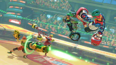 Arms review multiplayer