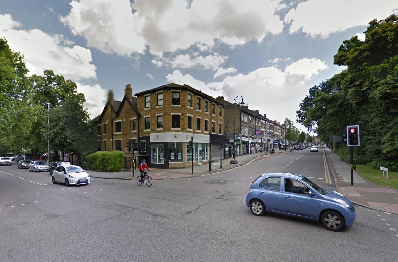 Girls shouting 'Allah will get you' slash nursery worker on London high street