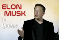 Elon Musk In Quotes