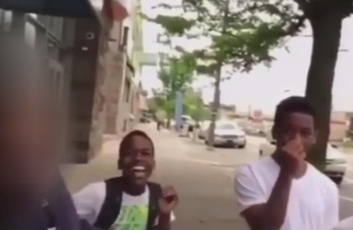 Philadelphia teen attack germantown