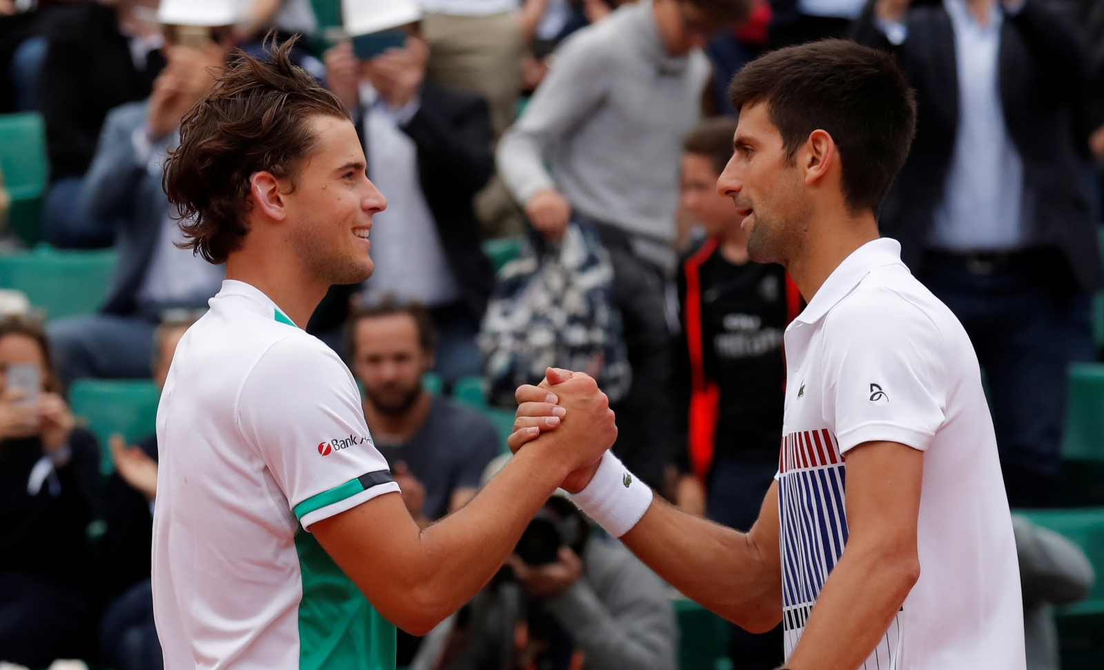 Dominic Thiem Thiem Toppled Djokovic