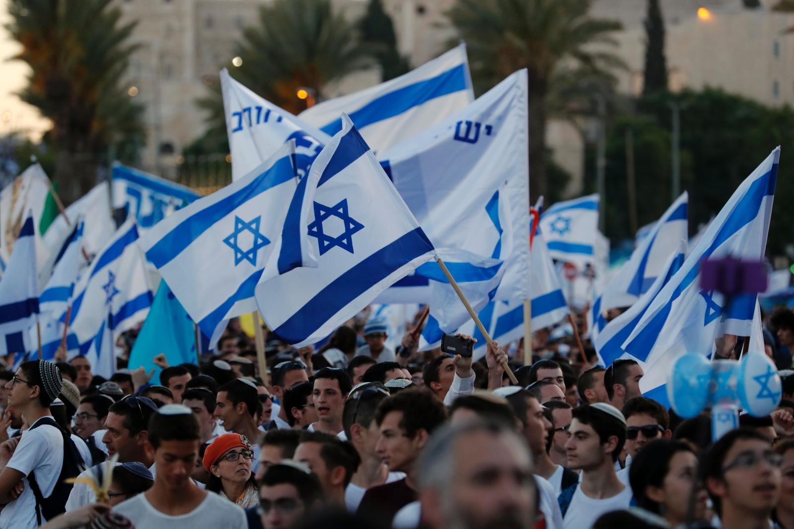 Protest Jerusalem Day