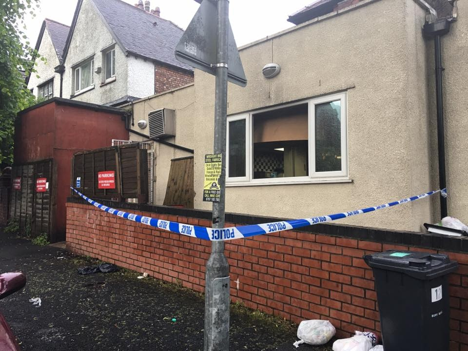Kosher Manchester restaurant arson attacks probed as 'anti-Semitic hate crimes'
