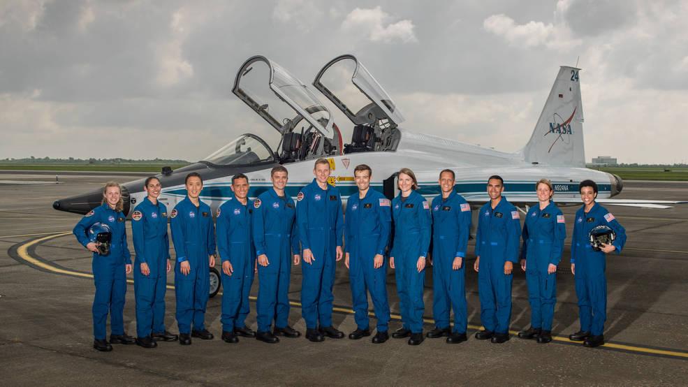 2017 NASA Astronaut Class