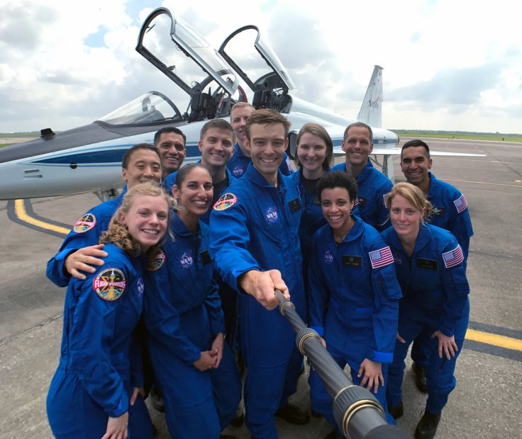 The new batch of Nasa astronauts