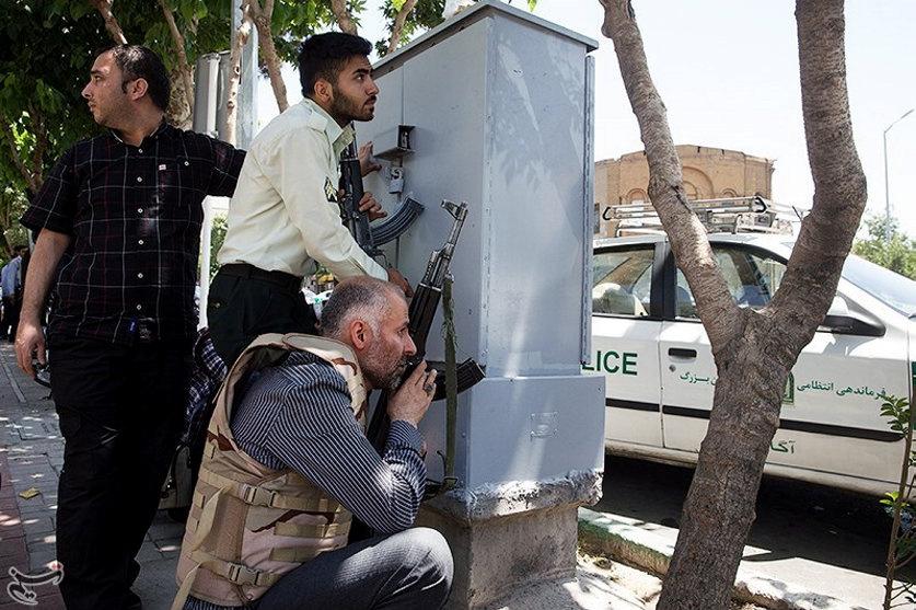 Iran parliament attack