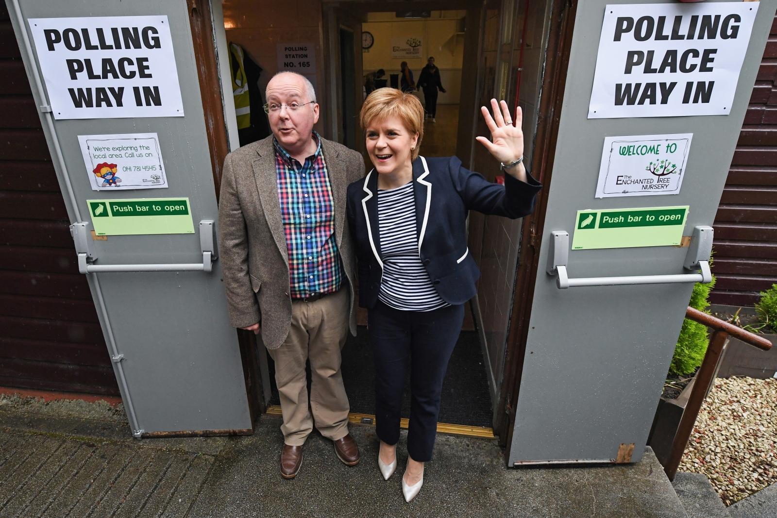 Nicola Sturgeon General election