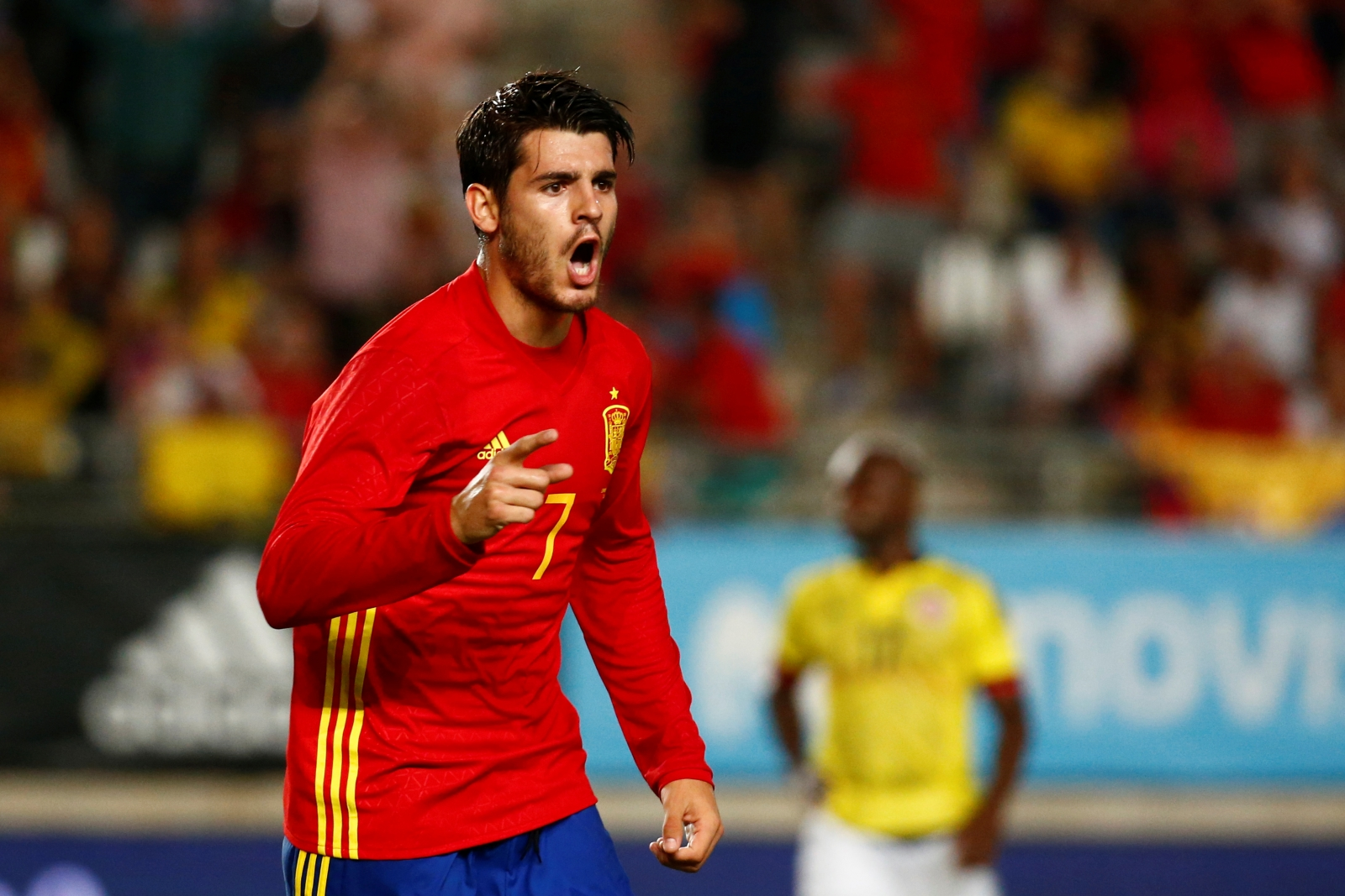 Hope And Change In Football >> Alvaro Morata ready to stay at Real Madrid - but agent offers Manchester United glimmer of hope