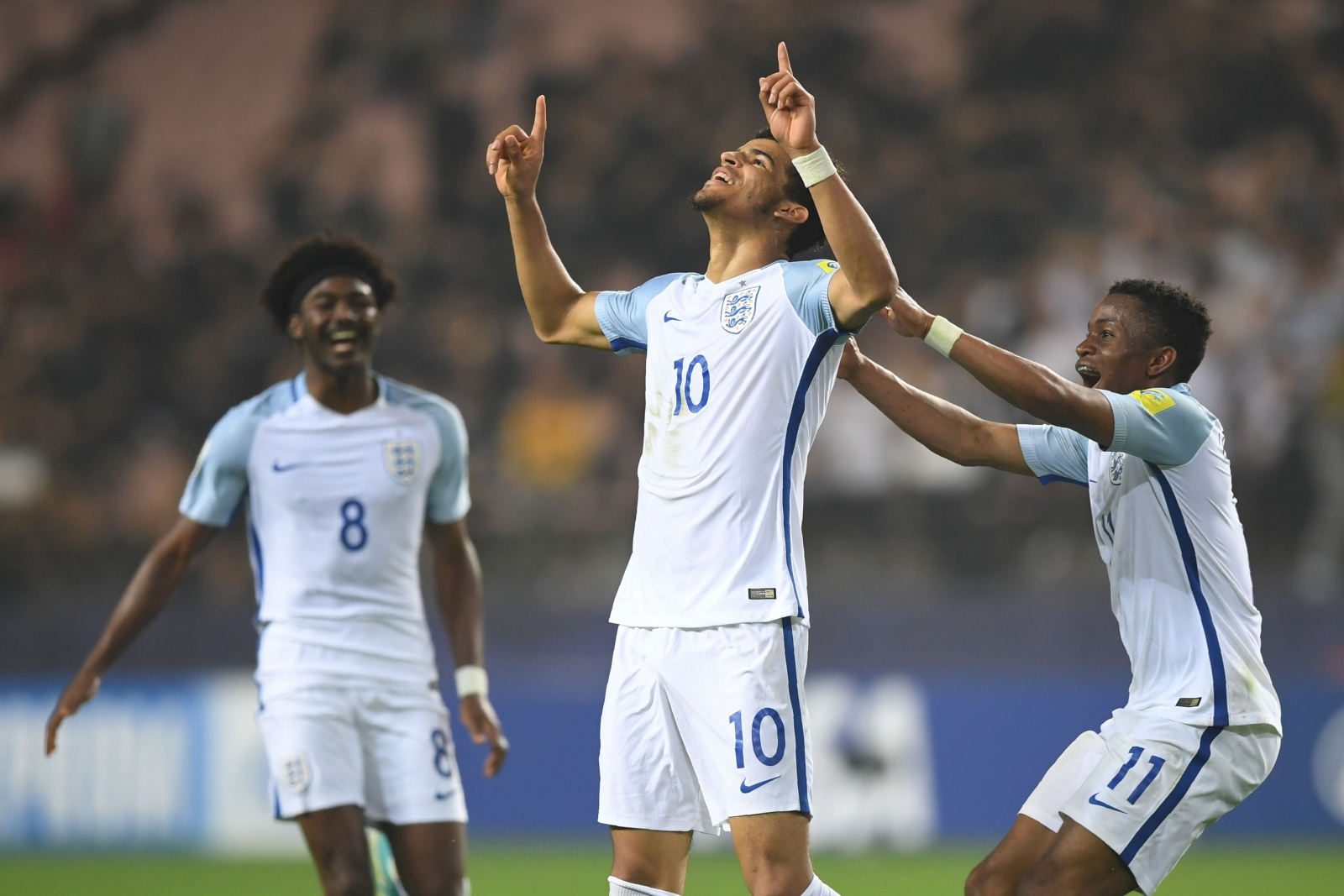 Dominic Solanke stars as England's U20s reach World Cup final
