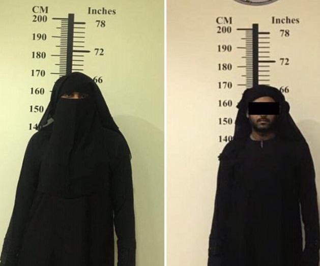 Abu Dhabi rapist