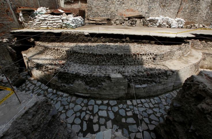 aztec temple 1