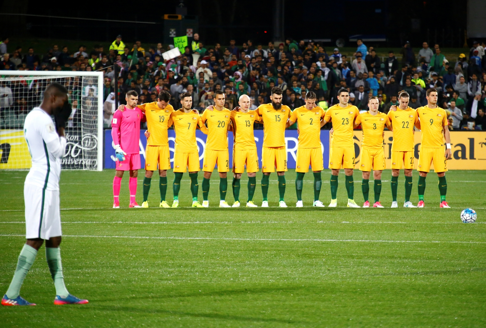 Soccer Football - Australia v Saudi Arabia - World Cup 2018 Qualifiers