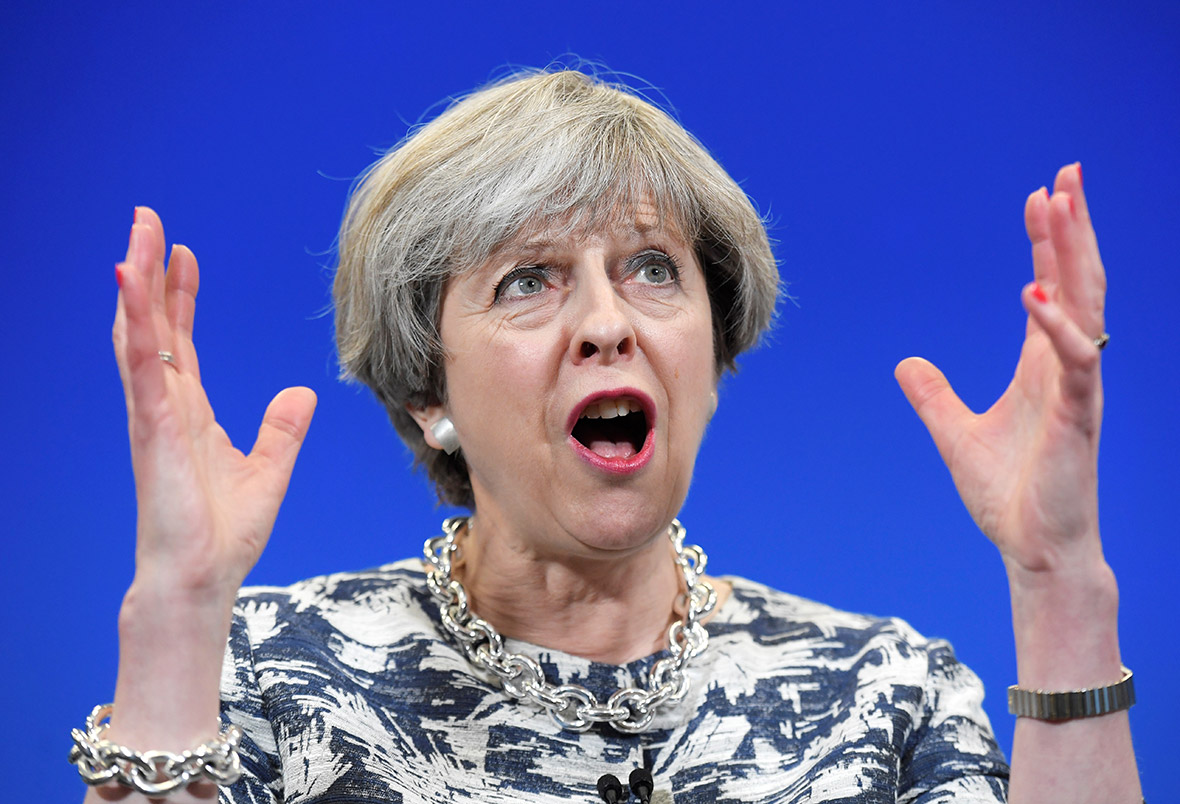 Theresa May resigns prime minister PM election