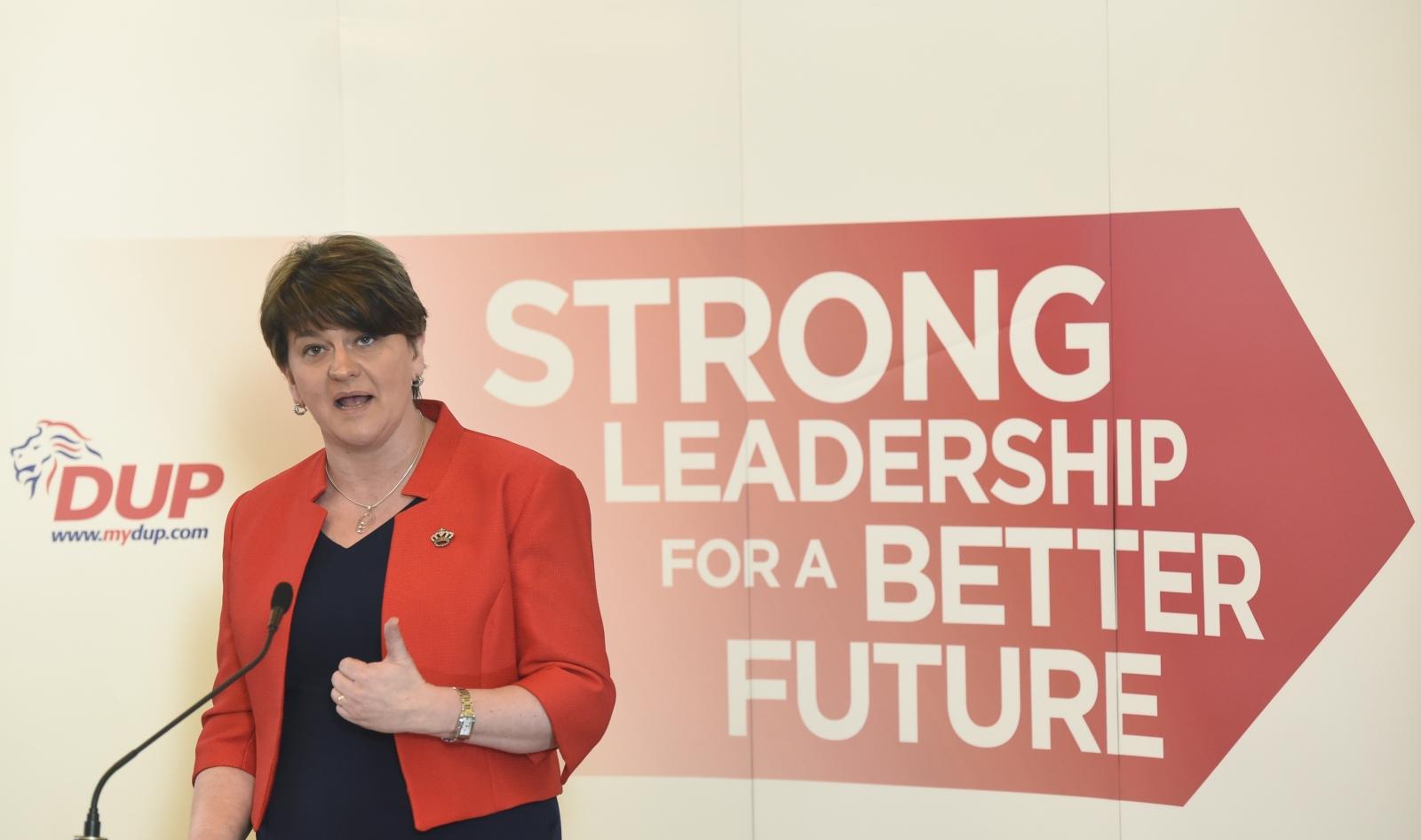 democratic unionist party - photo #7