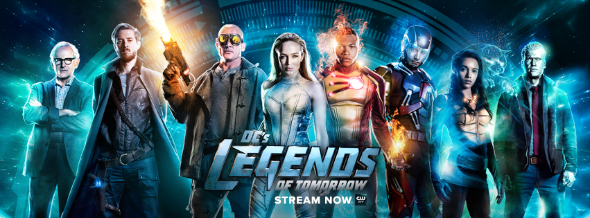 Legends of Tomorrow: I protagonisti pronti a combattere ...