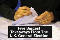 Five Biggest Takeaways From The 2017 U.K. General Election