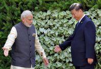 Narendra Modi Xi Jinping meeting