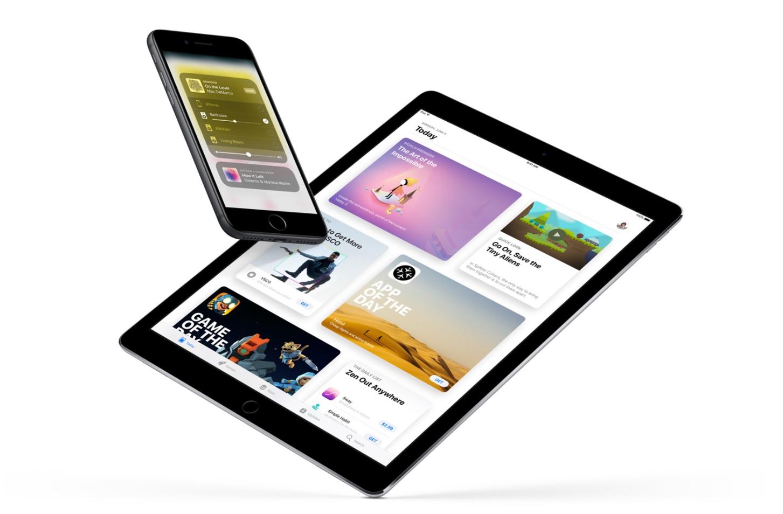 iOS 11 on iPhone and iPad