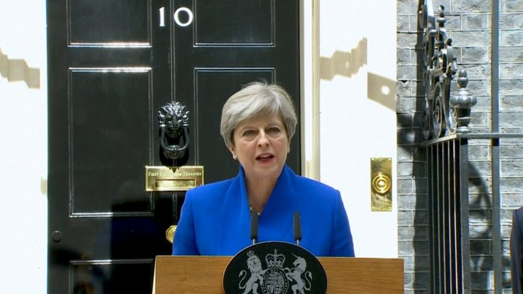 Theresa May Announces New Government With DUP