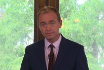 Tim Farron Calls On Theresa May To Resign