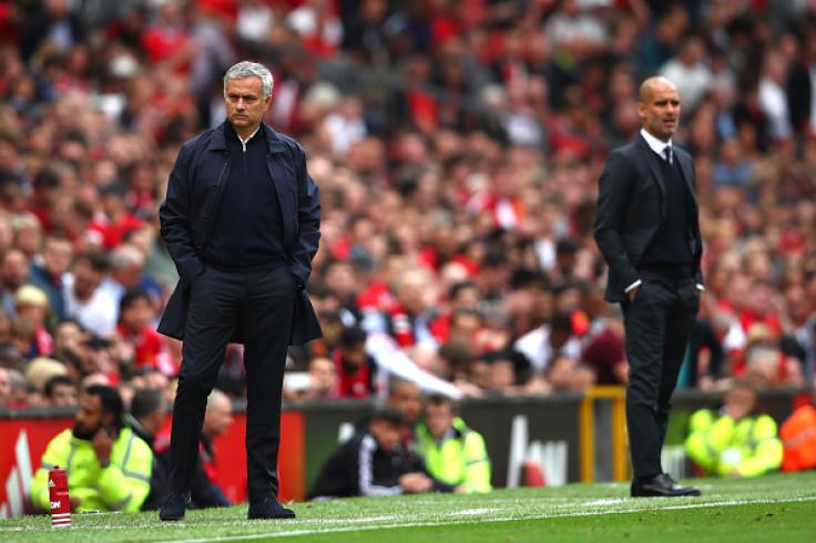 Jose Mourinho-Pep Guardiola